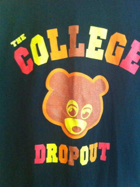 college dropout t2
