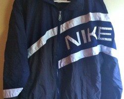 vintage nike shell track top1