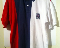 vintage Nautica-Team-USA-Polo1