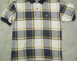 vintage Plaid-check-ralph-lauren-polo